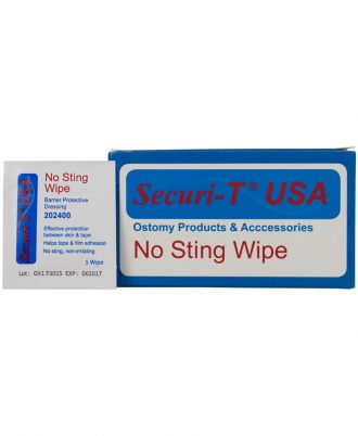 Securi-T No Sting Barrier Wipe
