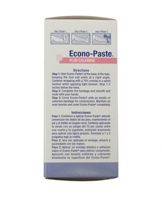 Econo-Paste Plus Calamine Bandages