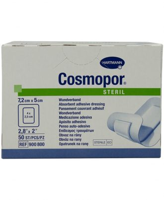 Cosmopor Latex-Free Adhesive Wound Dressing
