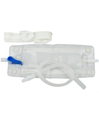 Hollister Vented Urinary Leg Bag Combination Pack