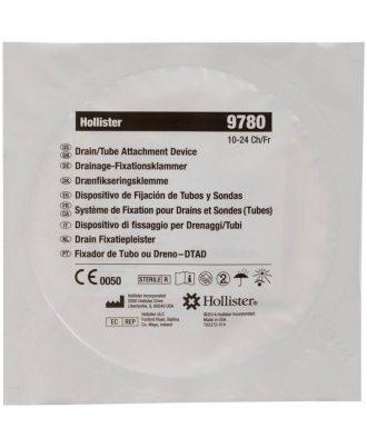 Hollister Drain Tube Attachment Device