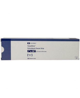 Vaseline Petrolatum Gauze (Peelable Foil Pack)