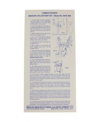 Adjust-A-Flow Colostomy Irrigation Kit