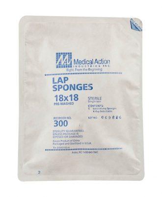 Medical Action Lap Sponges