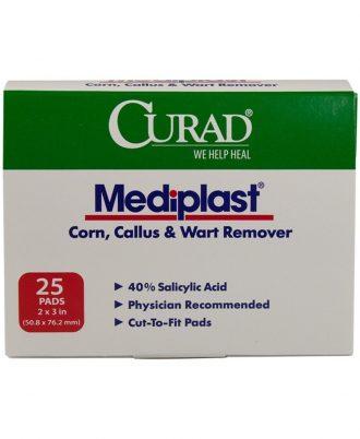 Mediplast Salicylic Acid Pads