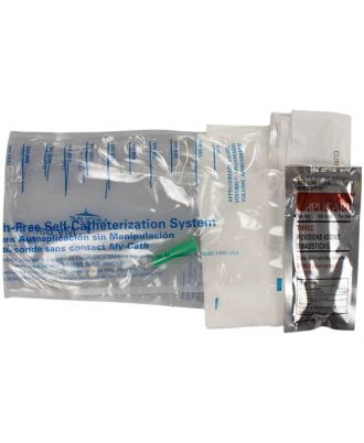 My-Cath Touch-Free Self Catheter System