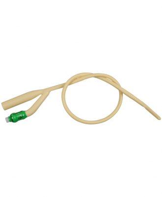 Medline Silicone-Elastomer Coated Latex Foley Catheter