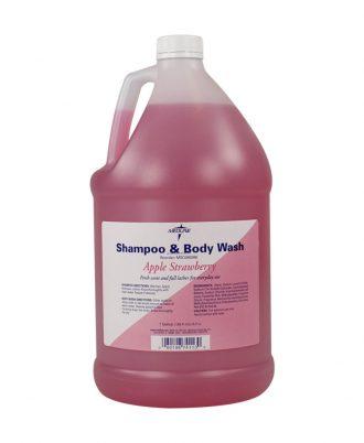 Fragranced Shampoo & Body Wash(AppleStrawberry)