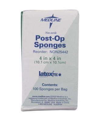 Medline Post-Op Non-Sterile Gauze