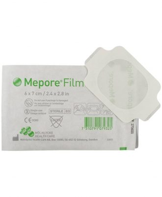 Mepore Film Transparent Dressing