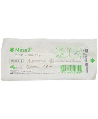 Mesalt Sodiom Chloride Impregnanted Gauze