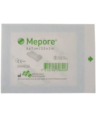 Mepore Self Adhesive Absorbent Dressing