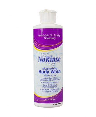 No Rinse Body Wash