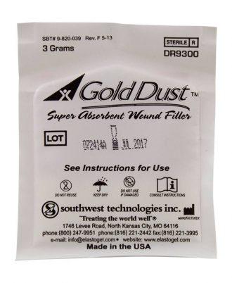Gold Dust Wound Filler