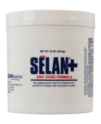 Selan+ Zinc Barrier Cream