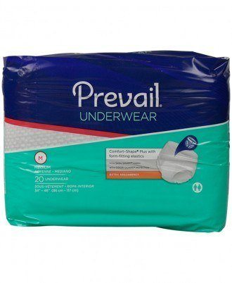 Prevail Extra Absorbency Protective Underwear