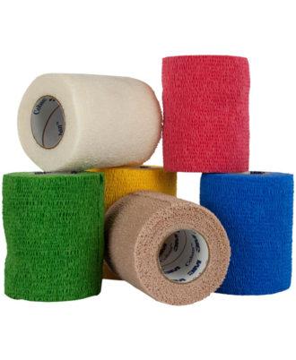 3M Coban Self-Adherent Wrap (Assorted Colors)